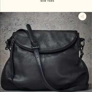 Margot New York Adele Versatile Hobo Crossover Bag
